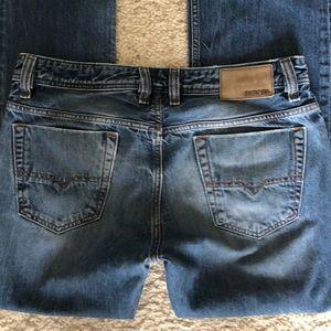 Diesel Jeans Viker Sz 31 W 32 x 30 men's 00889